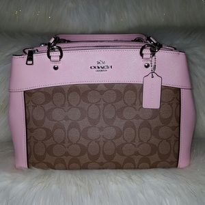 COACH Signature Brooke Carryall